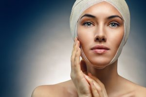 facelift recovery headwrap